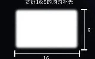16:9光学透镜颠覆传统,让补光更清晰、均匀