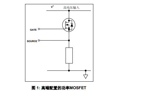 高压悬浮门驱动IC的应用指南的资料合集免费下载