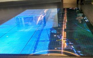 互動led地磚屏是什么,它都有著哪些特點