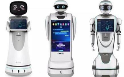 市场上有哪些服务机器人