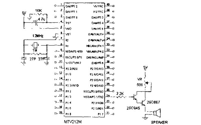 8051单片机C语言软件设计的艺术PDF电子书免费下载