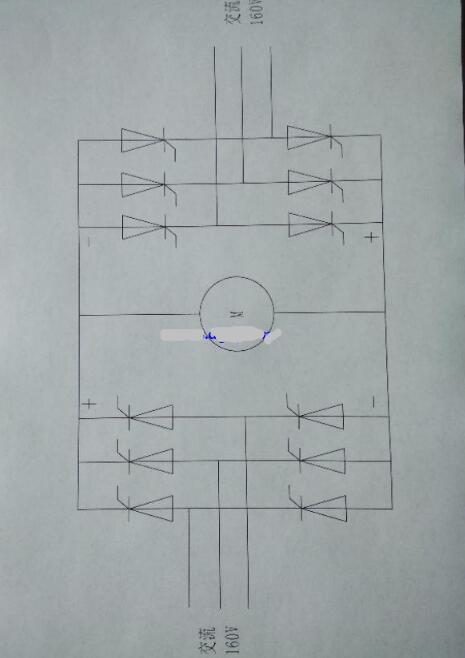 6KV變頻器是如何實現交交變頻的
