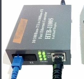 光纖收發器指示燈含義和問題判斷方法