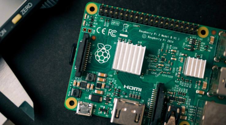技术干货实践:如何在树莓派模拟运行陀螺仪扫地机