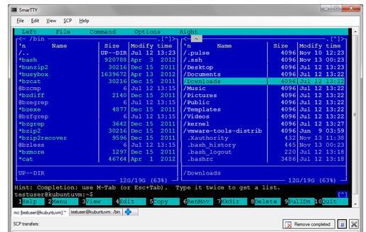 linux的连接工具有哪些