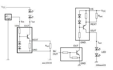 恒流LED驱动器的技术资料详细说明