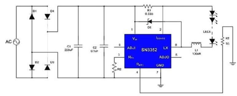 如何進行專業的LED光電匹配