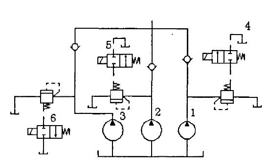 液压泵回路的节能措施详细资料介绍