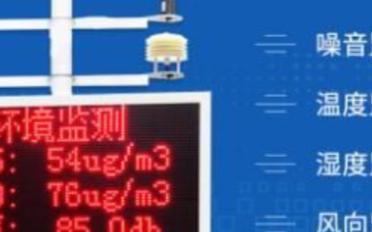 噪声扬尘检测仪RS-ZSYC1-*