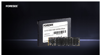 FORESEE  G500发布,江波龙国产固态硬盘再发声
