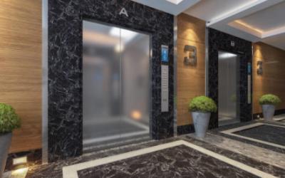 電梯數字廣告機為智慧電梯發展帶來了新模式