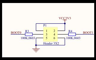 STM32F103C8T6核心板的資料合集免費下載