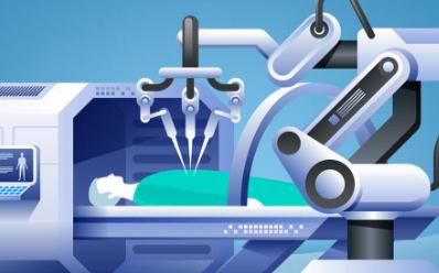 我们未来的生活将会更多的依赖于医疗机器人