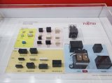 富士通展出了众多针对新能源市场的新型绿色继电器