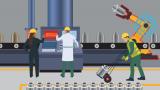 TI毫米波传感器在工厂实现高级智能化