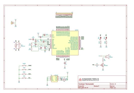技术干货 | 晶华微一站式单芯片方案,助推额温枪技术与品质升级