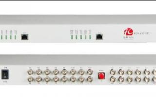 32路视频光端机的适用范围和有哪些使用事项