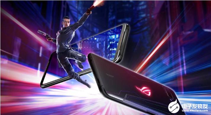 """专门打游戏的手机ROG游戏手机2 值得你亲自""""上阵""""!"""