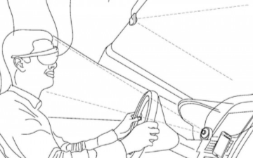 三星新AR眼镜技术专利曝光,配合摄像头使用可获取...