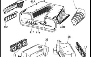 索尼PS5开发机专利曝光, V字形设计助其快速散...