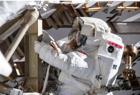 临场机器人可远程操控太空探索任务