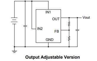 MP2013低静态电流线性调节器的数据手册免费下载