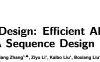 AI算法LinearDesign在生物學領域的應用研究