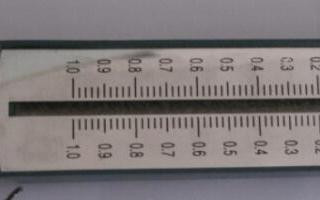 日常生活中常见的测量工具