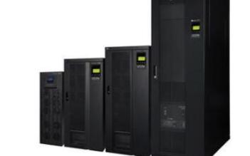 UPS电源设备对电压的要求