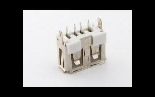 連接器的接線端子電鍍的優化效果