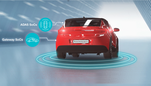 由MCU走向SoC,汽車芯片轉戰下一代ADAS和自動駕駛