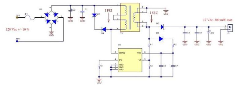 倒置降压器如何提供非隔离反激器的拓扑选择