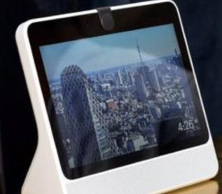 科技巨头加速开发新智能音箱产品,显示器尺寸将扩大到15-20英寸