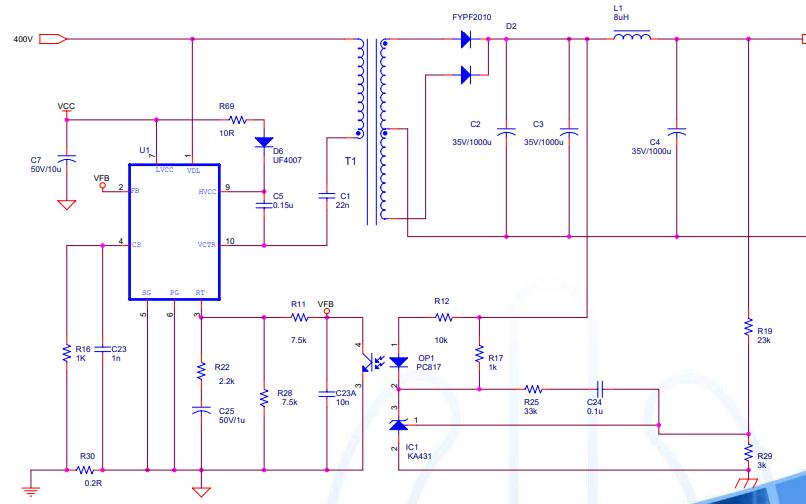 LLC谐振转换器的设计要素详细说明