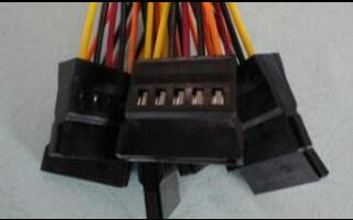 电源连接器结构_电源连接器的硬件组件
