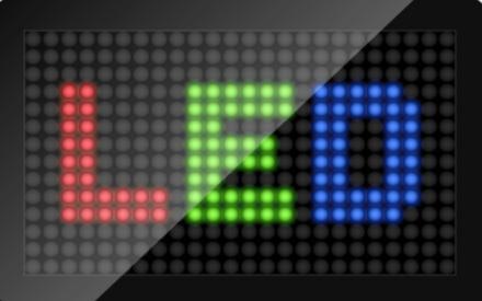 cob小间距led显示屏在性能上有着很大优势