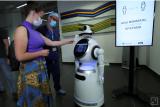 快讯:比利时医院推出COVID-19巡逻机器人