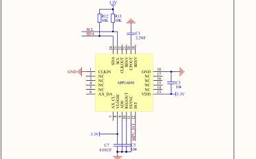 STM32飛控的電路原理圖和PCB庫及物料清單和源代碼資料合集