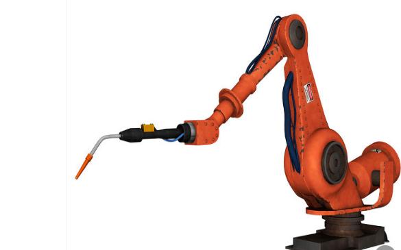 工業機器人的機械系統詳細資料說明