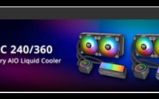 全球首款處理器內存一體式水冷發布,支持最多四條內存