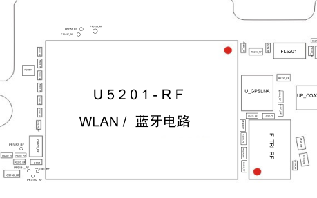 iPhone6元件分布位置原理圖免費下載