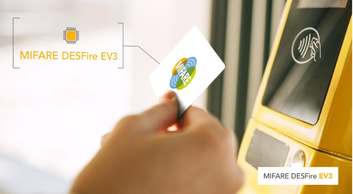 恩智浦推出MIFARE DESFire EV3 IC,引領非接觸式智慧城市服務的安全和連接新時代