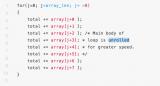 教你怎么写出让同事无法维护的代码