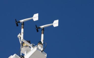 风速风向传感器在气象监测中得到了广泛应用