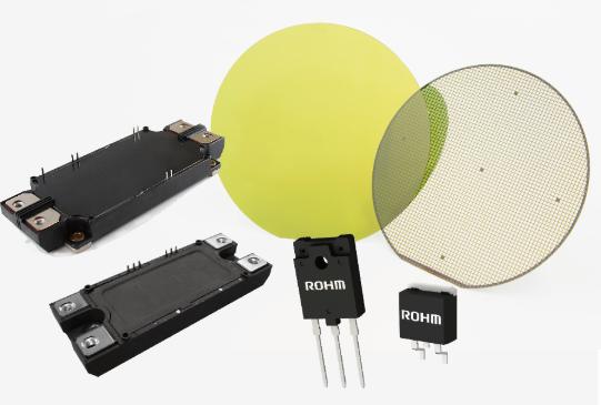 纬湃科技和罗姆携手打造SiC电源解决方案 进一步提高电力电子器件效率