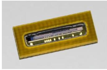 东芝推出1500像素单色CCD线性图像传感器