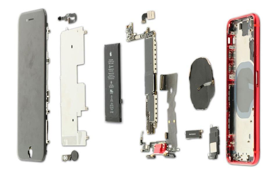 E拆解:iPhone再出SE为迎合市场 iPhoneSE与iPhone8有哪些区别