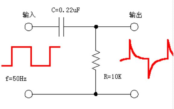 微分电路到底是什么