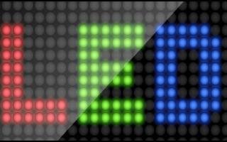 幾個使用單片機設計流水燈的程序概述