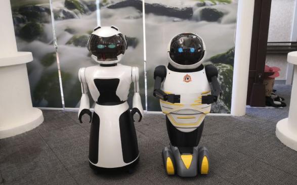机器人可望成制造业主流